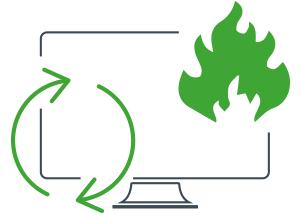 Pakiety usług sieciowych SOC Trecom Green