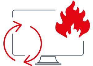 Pakiety usług sieciowych SOC Trecom Red